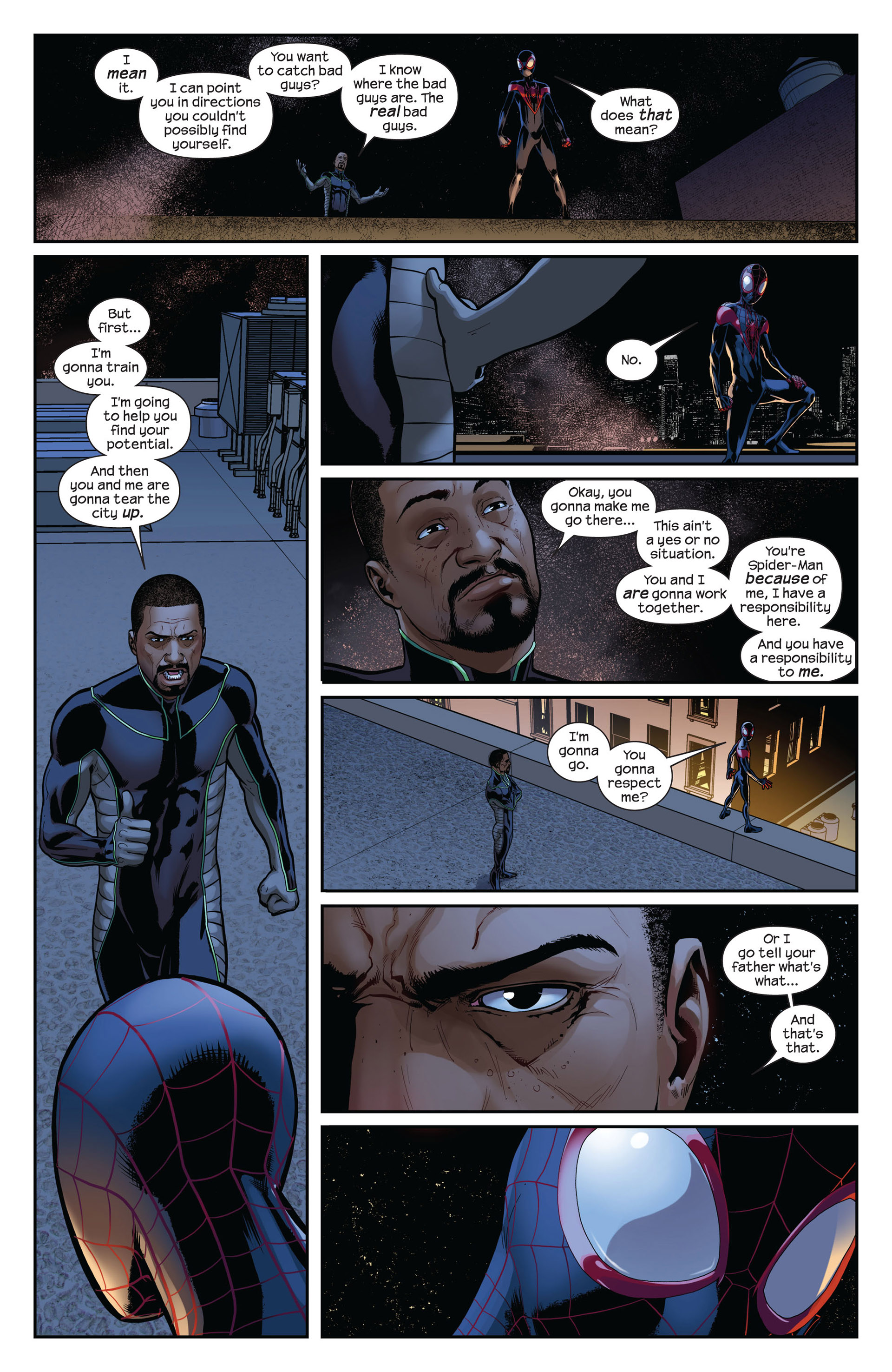 Read online Ultimate Comics Spider-Man (2011) comic -  Issue #10 - 12