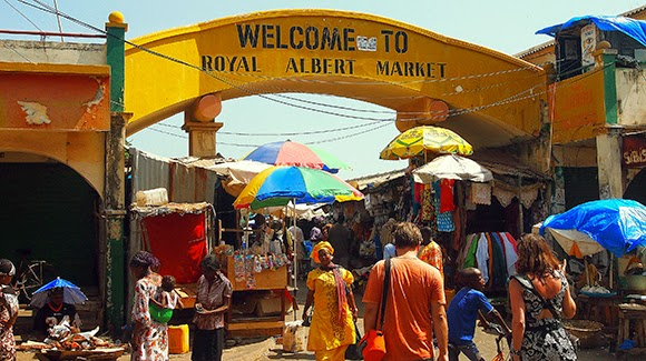 royal albert market