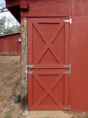 5 Acres A Dream Dutch Doors For The Goat Barn