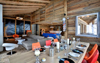 Chalet Rock N Love with Elegant Address Ski