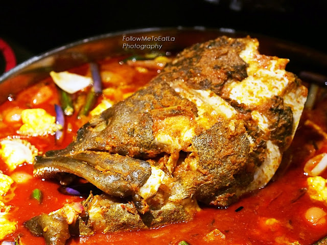 "GIANT ESTUARY GROUPER IN ""ASSAM PEDAS' KAWAH STYLE"
