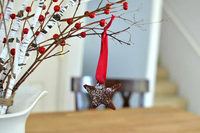 kid cinnamon christmas ornaments