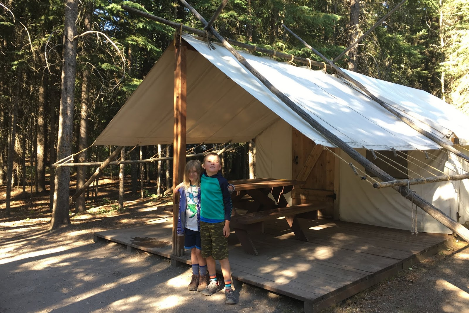 Family Adventures In The Canadian Rockies Moms Comfort