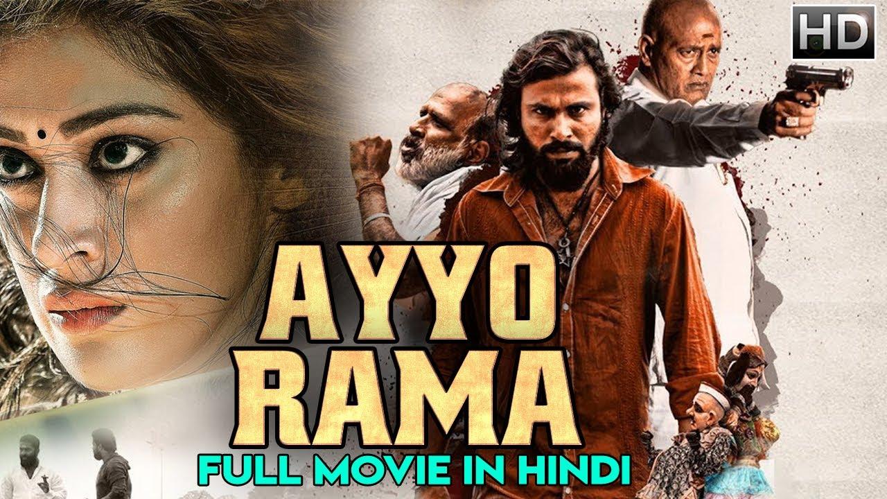 AYYO RAMA (2019) Hindi Dubbed 720p HDRip 1.4GB