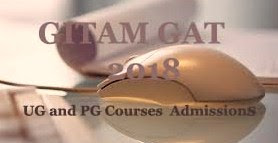 GAT 2018 Notification, Exam date, Registration, Application form, slot booking