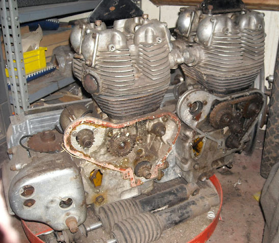 Monterey County Craigslist Motorcycle Parts: RoyalEnfields.com: Double Interceptor Motor Among Enfield