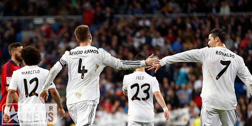 Prediksi Skor Real Madrid vs Osasuna