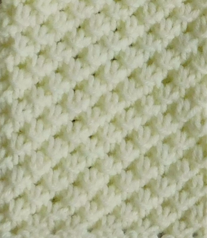 Marianna's Lazy Daisy Days Danika Baby Blanket Best Baby Blanket Knitting Pattern
