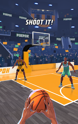 Game Rival Stars Basketball Apk