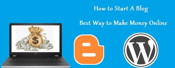 How to Start Blogging in Hindi & Make Money Online