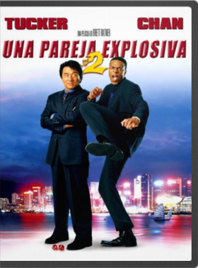 Una Pareja Explosiva 2