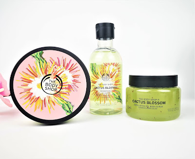 The Body Shop: Flor de Cactus