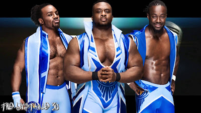 WWE New Day stable