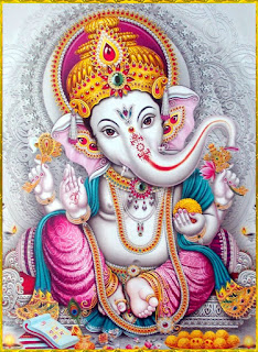 How lord ganesha born? and became first god
