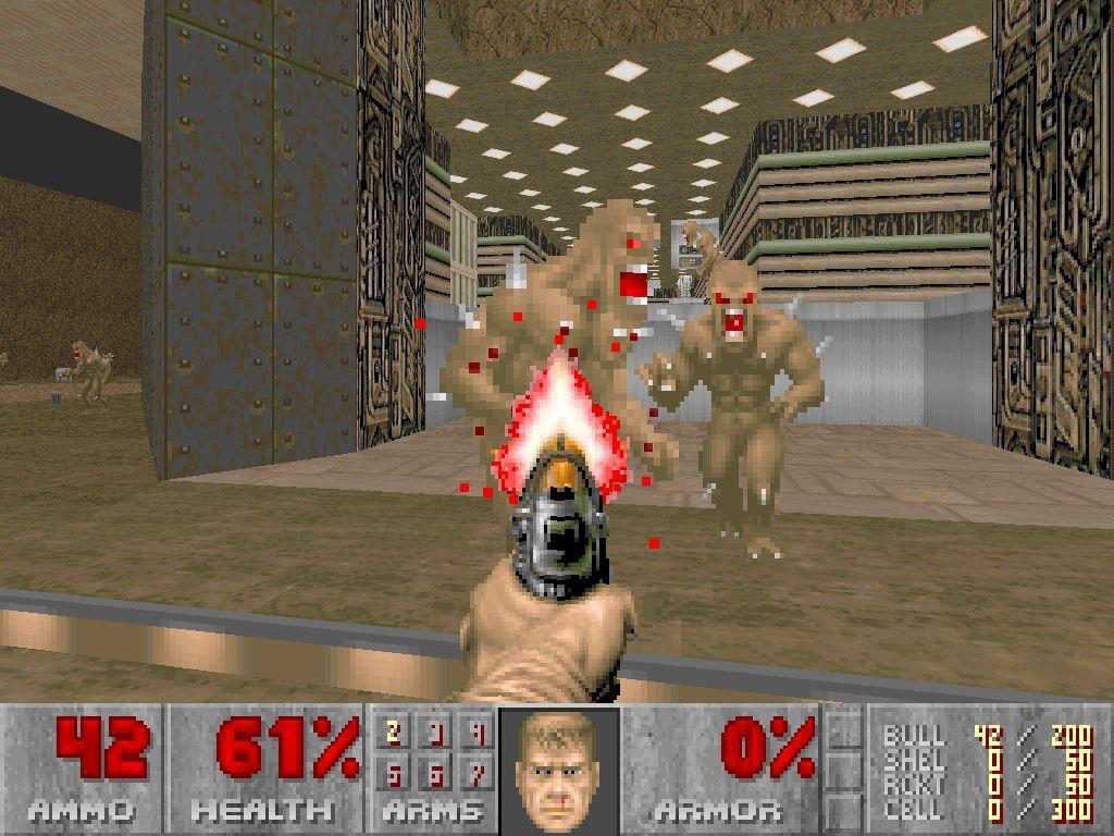 Los Imps no son problemáticos en Savage Doom, hasta que te los encuentras en grupo. Como todos los minions en Savage Worlds.