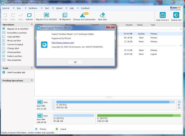 easeus data recovery wizard pro-7.0 keygen