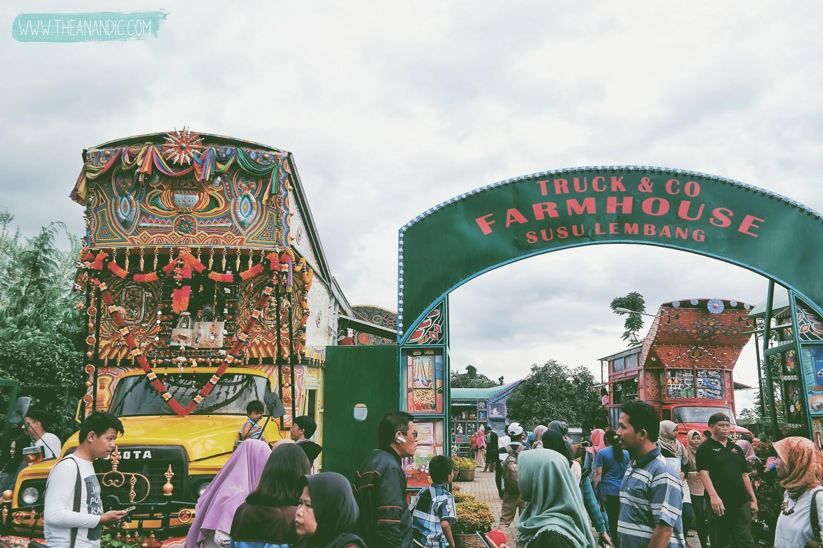 Farmhouse Susu Lembang Wisata Kuliner Edukasi Dan Sightseeing The Anandic