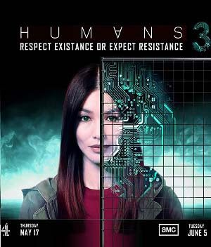 Humans - 3ª Temporada Legendada Séries Torrent Download capa