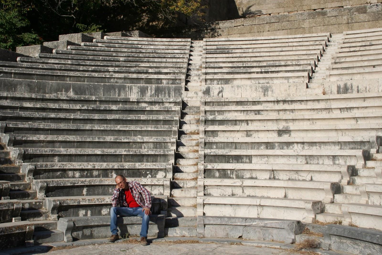 Rhodian Odeon