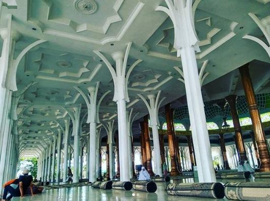 Masjid Agung Al Falah Wisata Jambi