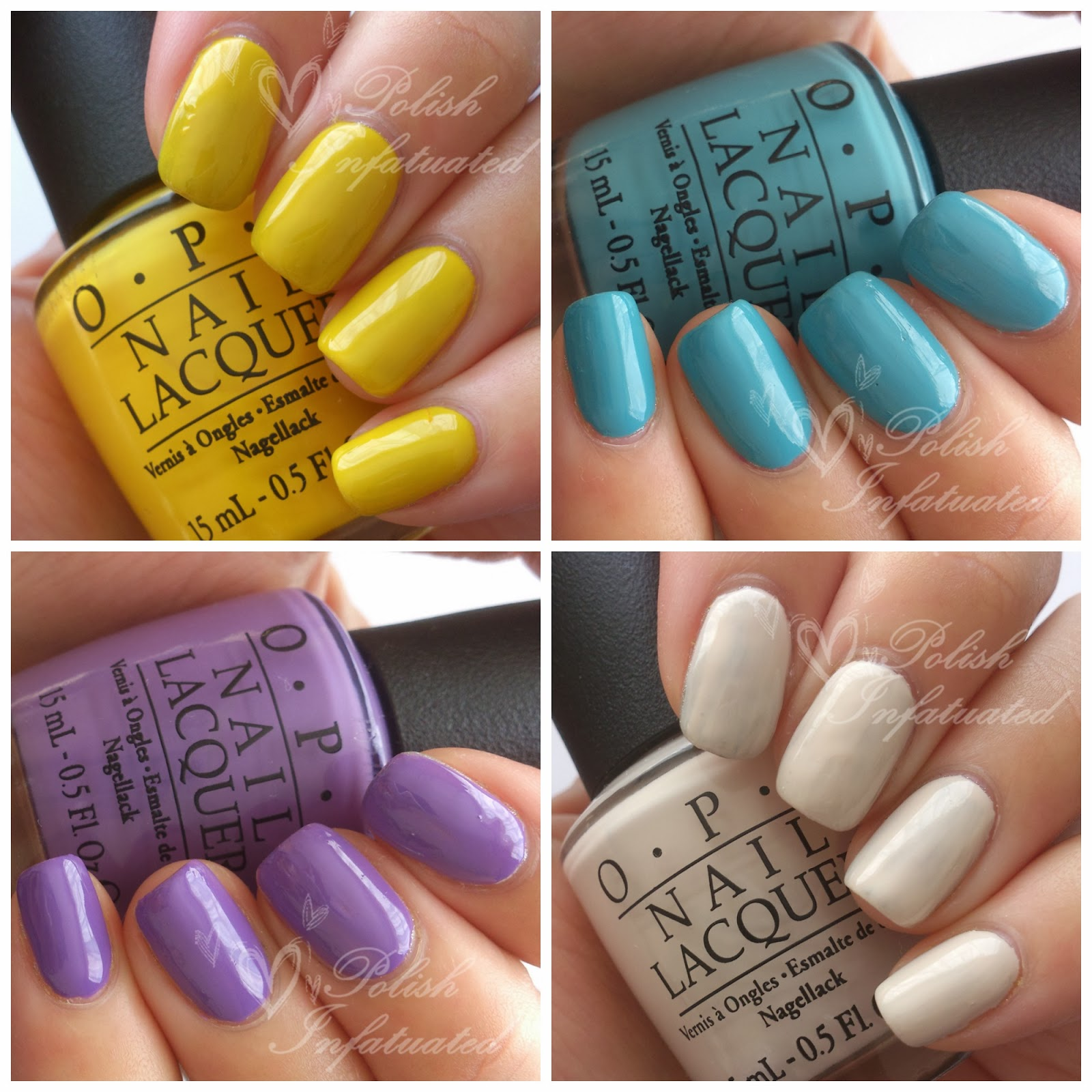 Best Gel Nail Colors For Spring 2015. summer nail colors 2015 for ...