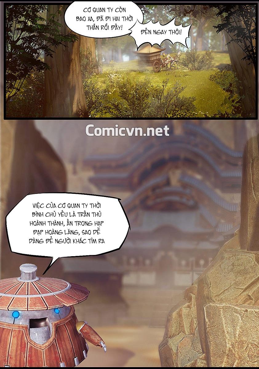 Thủ Mộ Bút Ký - Chapter 47: Cơ Quan Ty - Pic 2