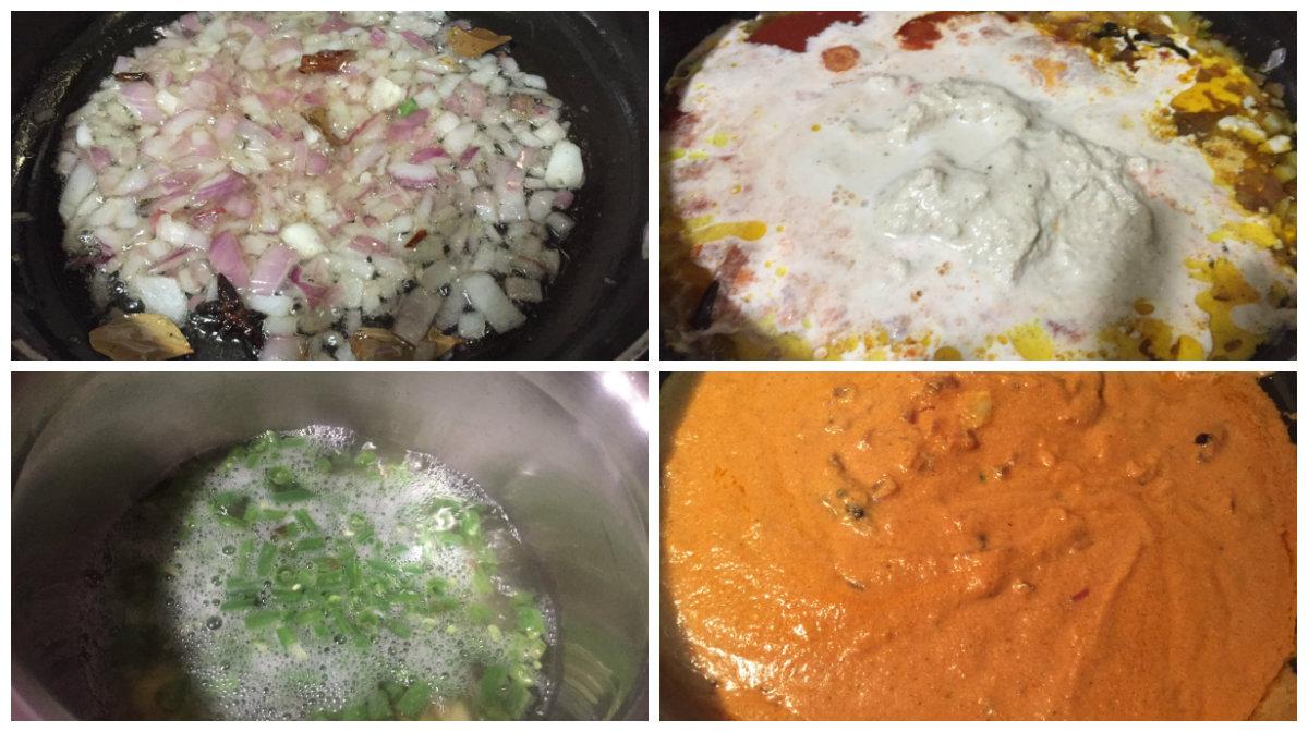 Veg Kurma Hebbar S Kitchen