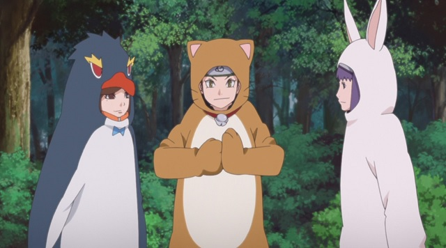 boruto episodio 49 Wasabi e Namida