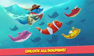Dolphy Dash – Adventure Apk v1.0.9 Full for Android