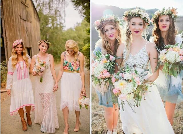бохо свадьба фото картинки
