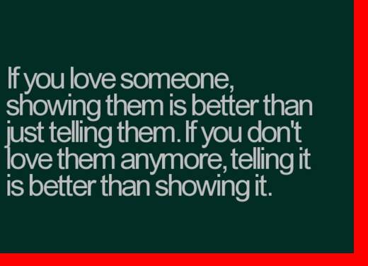words for telling someone you love them and just meet