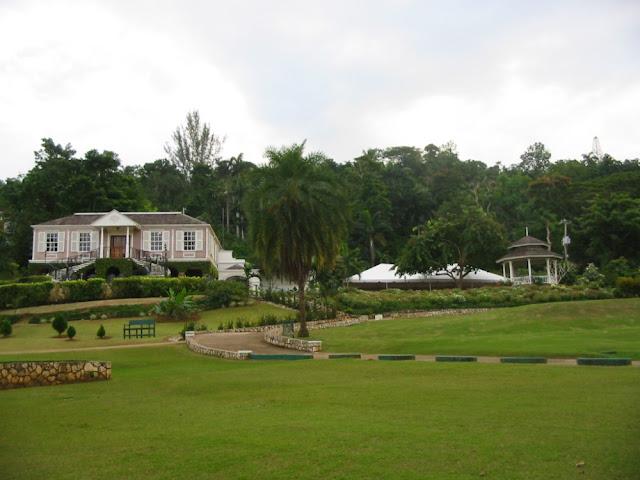 Jamaika - Golfplatz nahe Ocho Rios