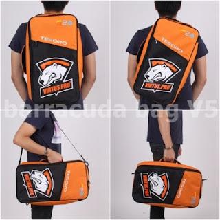 Gaming Bag - Tas Barracuda V5 5in1 - Virtus Pro