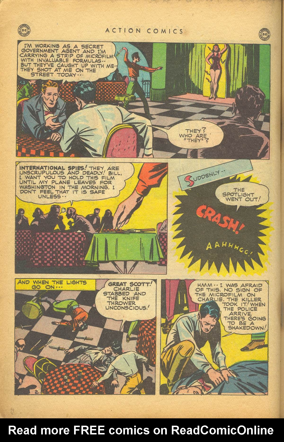 Read online Action Comics (1938) comic -  Issue #112 - 18