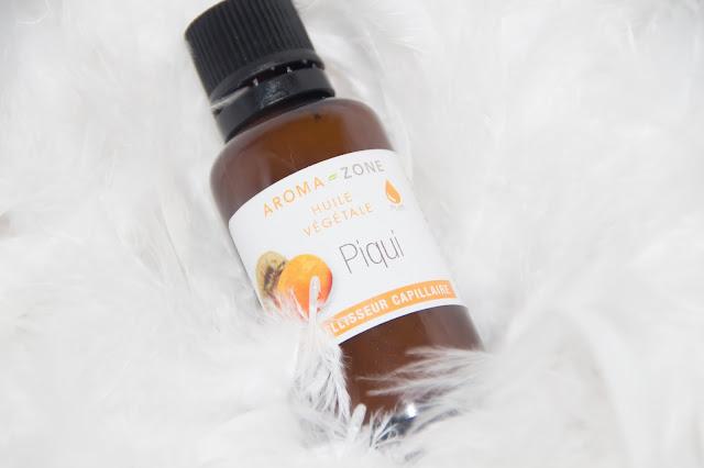huile végétale de piqui aromazone