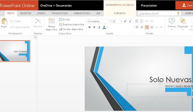 Microsoft OneDrive - Solo Nuevas