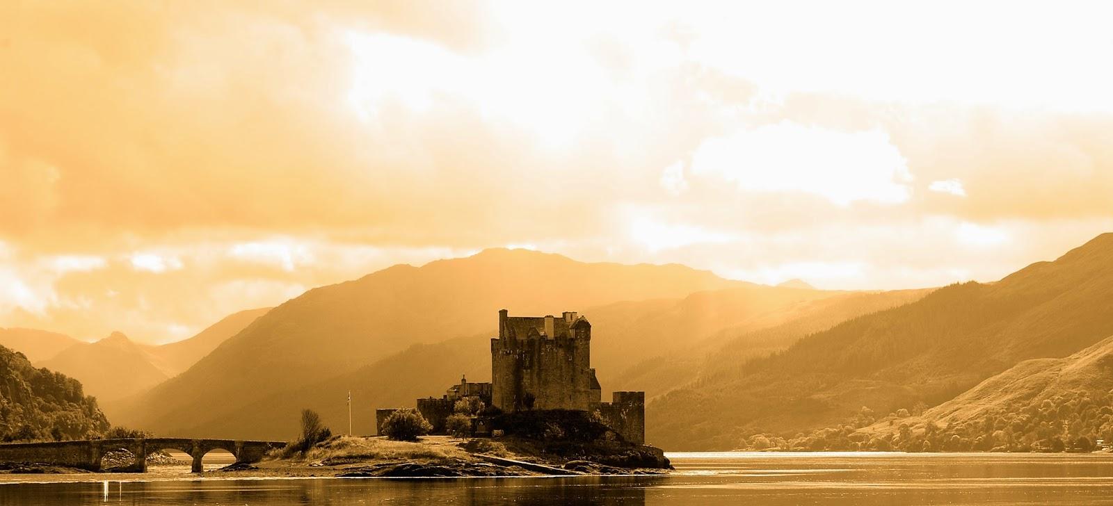 Eilean Donan; Kyle of Lochalsh, Scotland
