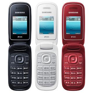Samsung GT-E1272 | Caramel