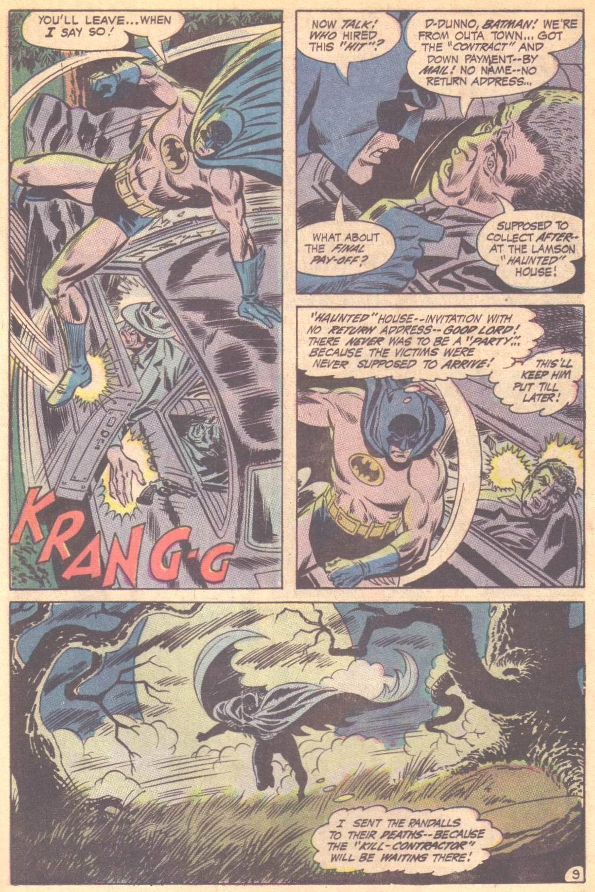 Detective Comics (1937) 403 Page 12