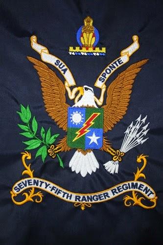 雲程的雙魚鏡: 青天白日:US Army Rangers