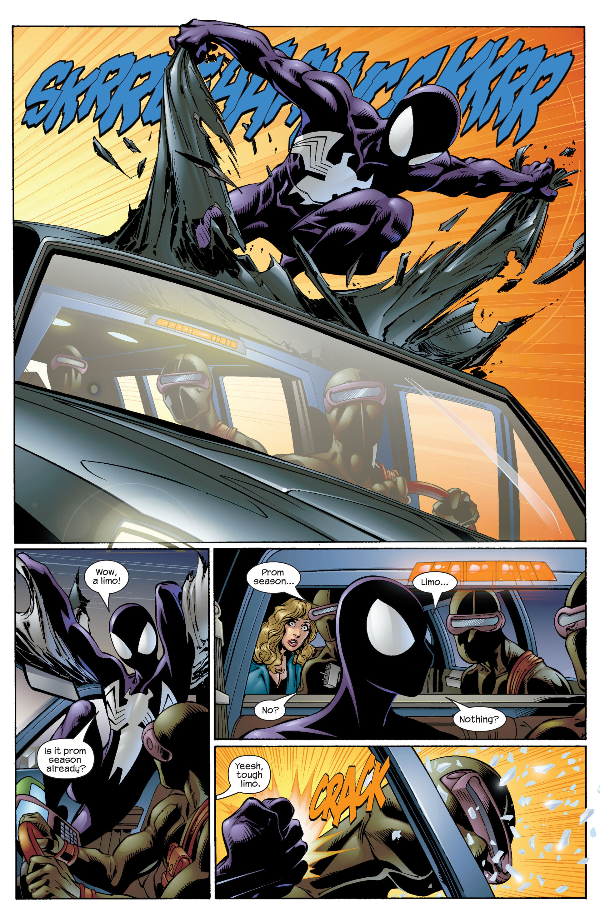 Read online Ultimate Spider-Man (2000) comic -  Issue #35 - 5