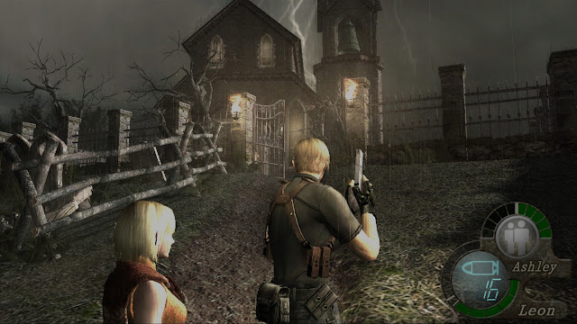 Resident Evil 4 Full Version PC Download Free Gameplay