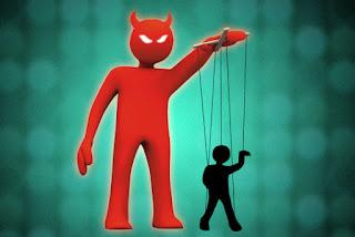 Una forma Intimidación y manipulación