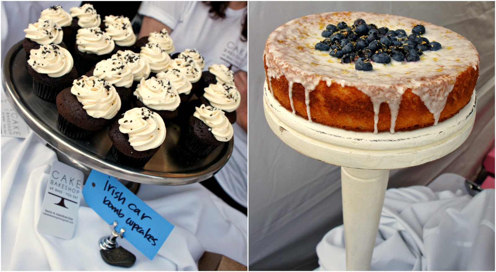 White Light White Night: food and fundraising for Walk With Sally (El Segundo, CA) on The Episodic Eater