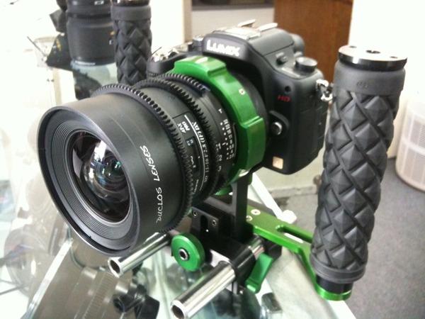 Shooter: Stolen Duclos Lenses
