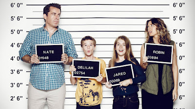 The cast of The Detour