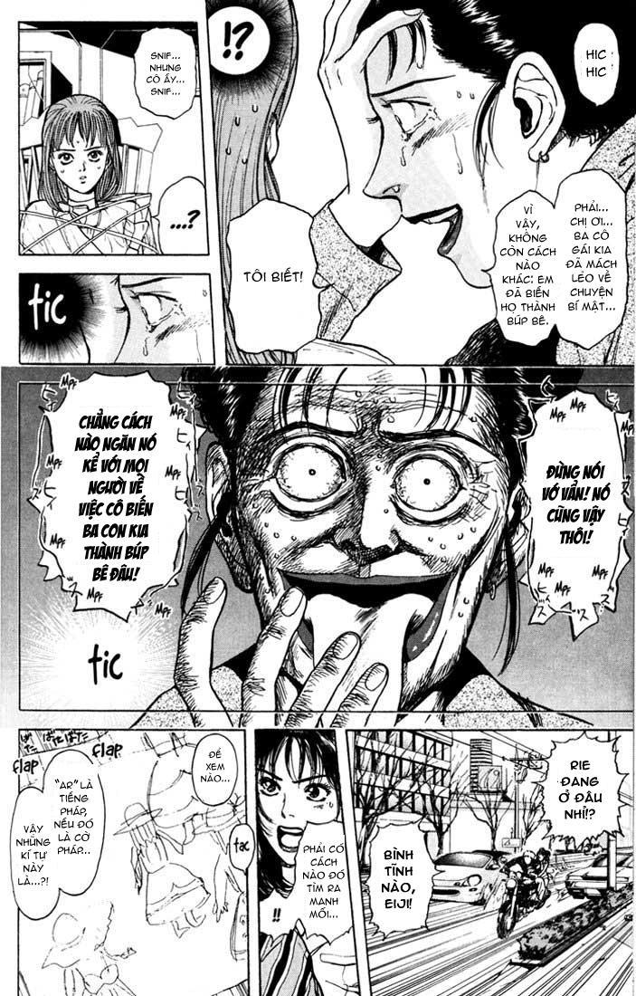 Psychometrer Eiji chapter 34 trang 6