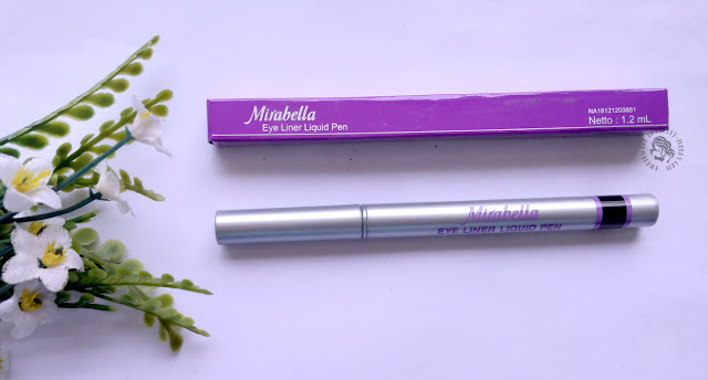 Mirabella Cosmetics, mirabella eyeliner pen, pretty-moody.com
