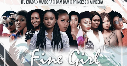 Download Mp3: Mc Galaxy Ft. Nina, Cee C, Alex, Anto & Khloe – Bbn Fine Girls