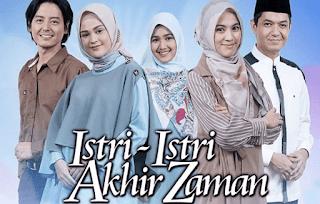 Biodata Lengkap Pemain Sinetron Istri Istri Akhir Zaman SCTV